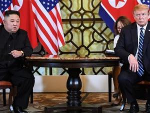 KTT Trump-Kim Berakhir Lebih Cepat, Gagal Hasilkan Kesepakatan