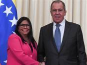 Venezuela Pindahkan Kantor Perusahaan Minyak Negara dari Portugal ke Rusia