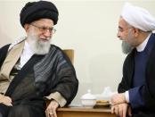 Khamenei ke Rouhani: Jangan Buang-buang Waktu dengan Eropa