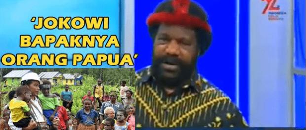 Jokowi Bapaknya Orang Papua