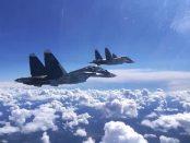 Serangan Udara Rusia-Suriah Tewaskan 20 Teroris di Khan Sheikhoun