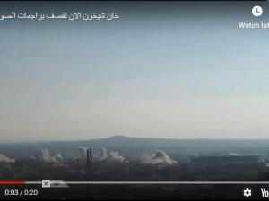 VIDEO: Tentara Suriah Gempur Khan Sheikhoun