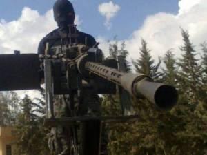 Komandan Militan Dukungan AS Kritis Diserang oleh ISIS di Zona Tanf