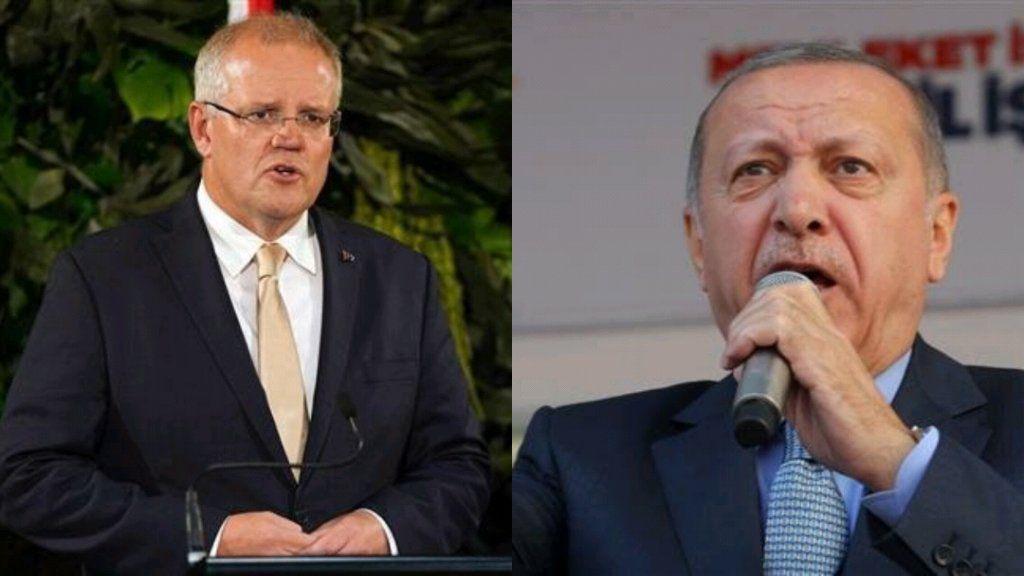PM Australia: Komentar Erdogan soal Penembakan Christchurch Ceroboh dan Sangat Ofensif