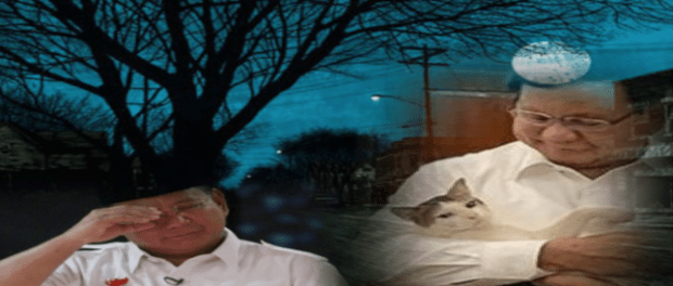 Opini: Prabowo yang Semakin Kesepian