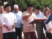 Satire Pedas Ketum Harjo ke Prabowo 'Syukuran Presiden Hantu'