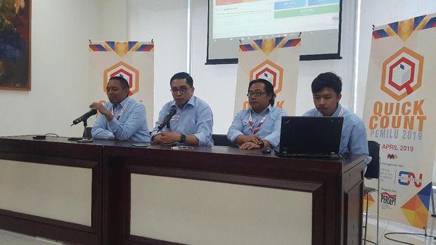 Dituduh Giring Opini, Lembaga Survey Tantang Prabowo Buka Data 5000 TPS