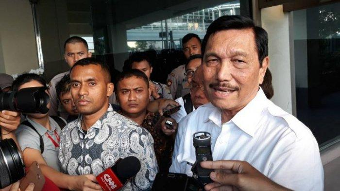 Jokowi Utus Luhut Temui Prabowo, Ini Alasannya