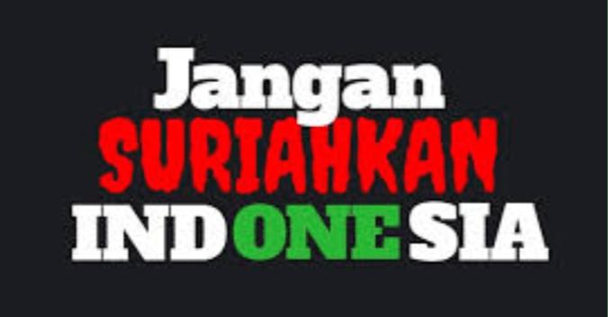 Ninoy Karundeng: Soenarko Selundupkan Senjata, Prabowo-Sandiaga Pancing Kerusuhan