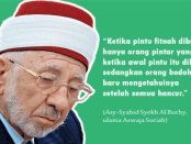 Ulama Suriah Syaikh Al Buthy