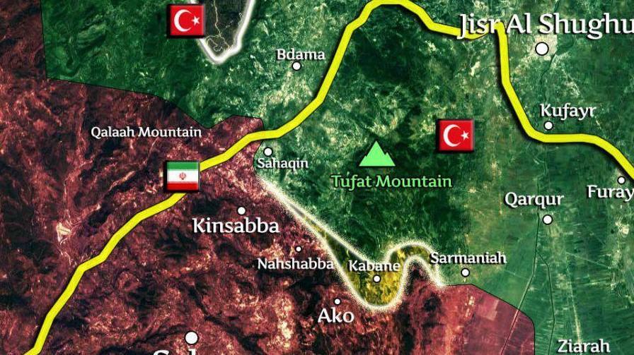 Tentara Suriah Gagal Dobrak Pertahanan Teroris di Kota Kabani