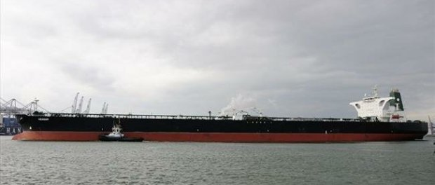 Kapal tanker Happiness 1