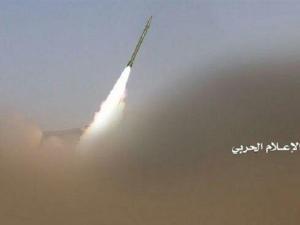 Drone Yaman Sikat Markas Komanda Saudi