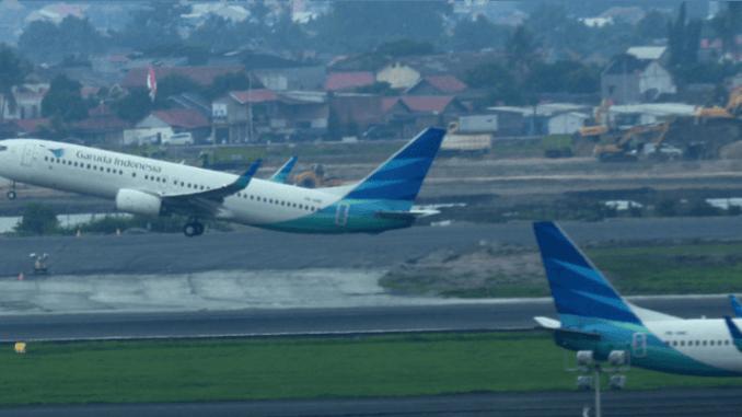 Ilustrasi @Pesawat Garuda