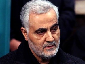 Shadow Commander, Qassem Soleimani