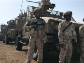 Koalisi Saudi-UEA Melawan Yaman