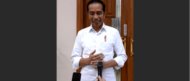 Presiden Jokowi Teken Amnesti Baiq Nuril