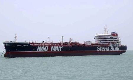 Kapal Tanker Stena Bulk
