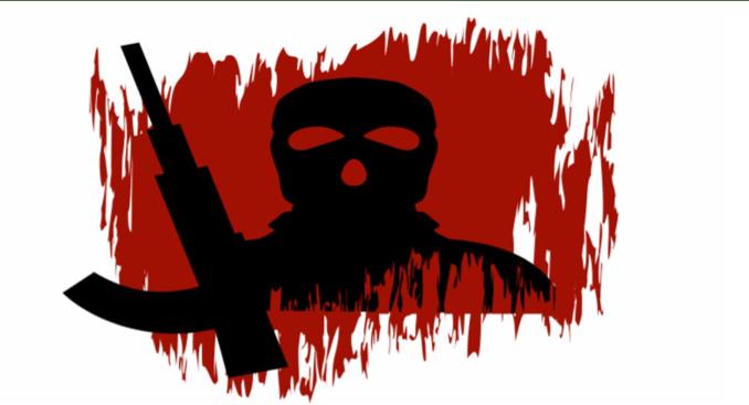 Teroris Bentuk Negara Khilafah Lewat Parpol