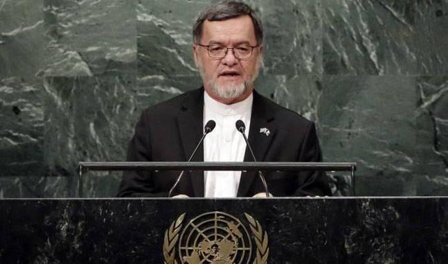 Wakil Presiden Afghanistan Sarwar Danish