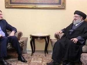 Sekjen Hizbullah dan Hossein Amir Abdollahian