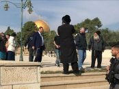 Ekstrimis Israel Serang Masjidil Aqsha