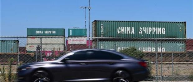 Perang Dagang China Vs Amerika Serikat