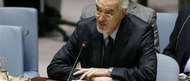 Bashar Jaafari di DK PBB