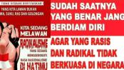 Jangan Diam lawan kelompok pemberontak NKRI