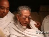 Mbah Moen di Shalatkan di Masjidil Haram