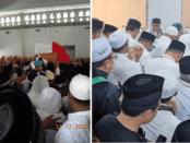 Pemakaman Gus Dur dan Mbah Moen