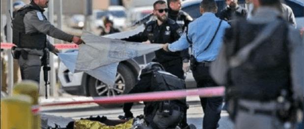 Polisi Israel tembak pemuda palestina