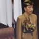 Presiden Jokowi dalam Sidang Tahunan MPR, DPR dan DPD RI