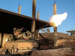 Tentara Arab Suriah Bebaskan Kota Al-Hobeit dari Teroris