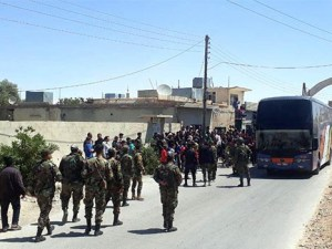 Teroris Mundur dari Khan Sheikhoun, Suriah