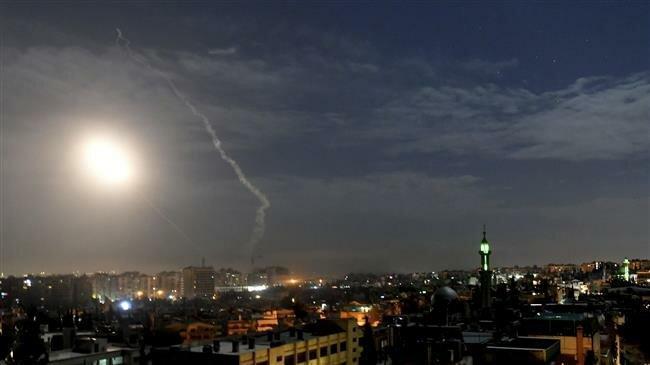 Israel Serang Suriah