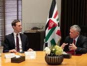 Pertemuan Kushner dan Raja Yordania