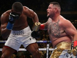 Rematch Andy Ruiz Vs Anthony Joshua