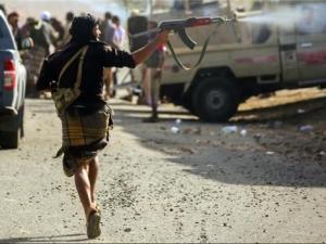 Saudi-UEA Bentrok di Yaman