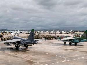 Pesawat Tempur Rusia