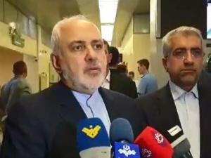 Menlu Iran di Rusia
