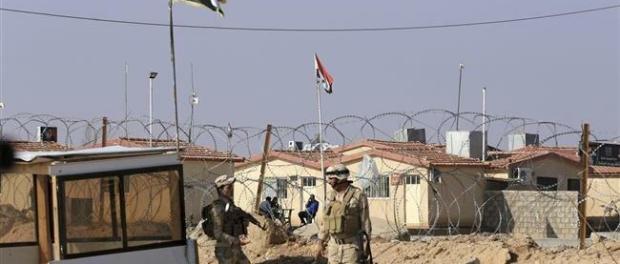 Perbatasan Irak-Suriah dibuka
