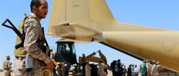 Arab Saudi terjebak di Yaman