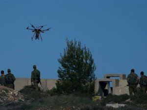 Hamas Tembak drone Israel