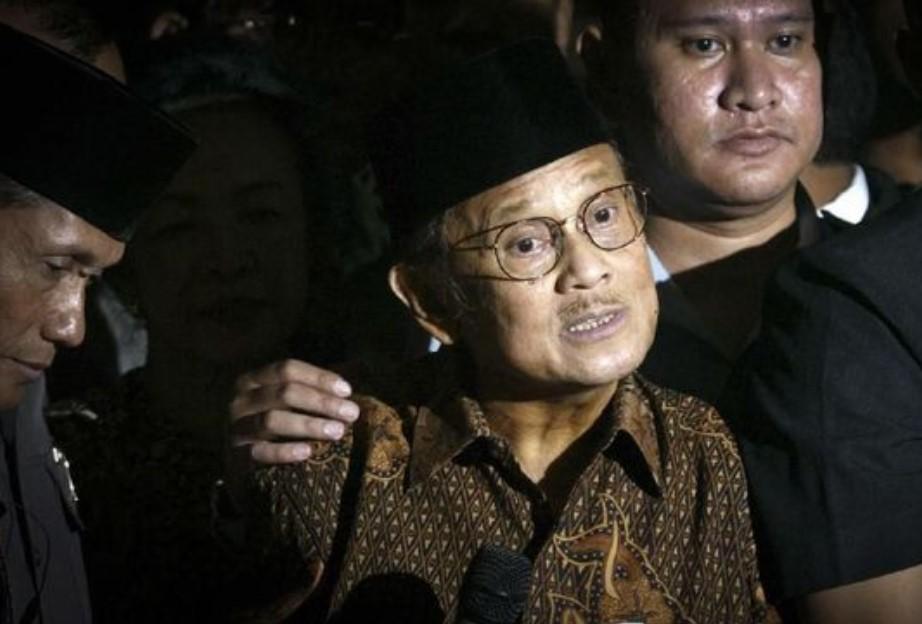 BJ Habibie Tutup Usia, Pemerintah Tetapkan Hari Berkabung Nasional Selama Tiga Hari