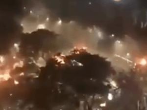 Kerusuhan di Gedung DPR