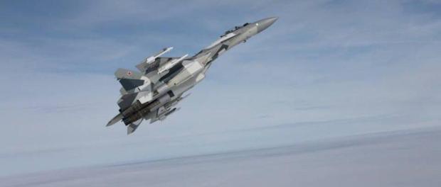 Jet Rusia Su-35