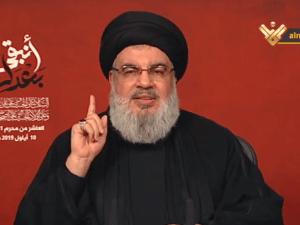 Sekjen Hizbullah, Sayyid Hassan Nasrullah
