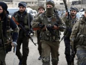 Teroris Suriah mengungsi ke Turki