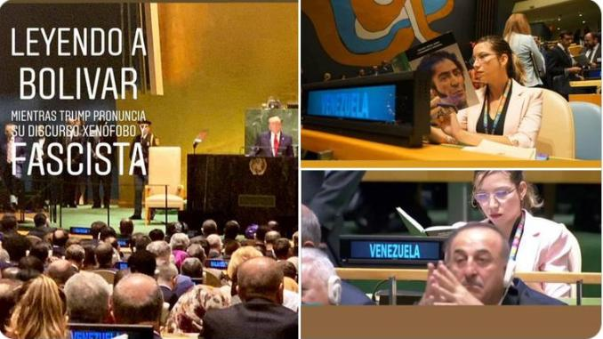 Delegasi Venezuela di Majlis PBB